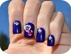 Nice nail art design - Nail Art Gallery