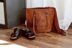 """""""Therese"""" ist der passende Begleiter für jede Situation. Gusti Leder Nature Tasche Handtasche Ledertasche Shopper Henkeltasche"""