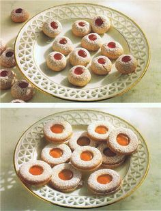 Tyrolean Cuisine: Three authentic Austrian cookie recipes