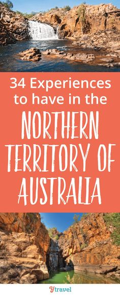 34 fun things to do in the Northern Territory of Australia. Experience the stunning beauty the Outback has to offer. #OutbackAiustralia #OutbackTravel #NorthernTerritory #NTTravel #Australia #AusTravel #AustraliaTravel #yTravel #yTravelBlog