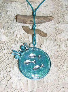 "nespress-collier ""bord de mer"""