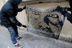 AUREL RUBBISH  http://www.widewalls.ch/artist/aurel-rubbish/  #contemporary #art #urbanart