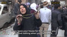 via @S_R_L_W  +18 #SYRIA Interviews with #AlYarmouk residents after not receiving the a...