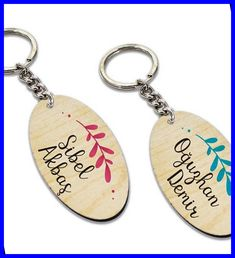 The specified name will be printed on both the front and back. It is sent in blue for men and in pink for women. A key holder will be sent if you purchase it. The keychain is made of maple MDF material and the print on it is made with fadeless and indelible UV technology.#forfriends #forhim #key thanksgiving decorations outdoor Personalized Wooden Keychain 12+ Thanksgiving Decorations Outdoor 2020