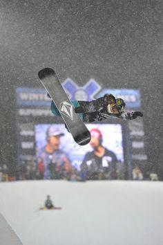 Elena Hight - X Games Aspen 2013 #volcom #snow #elenahight