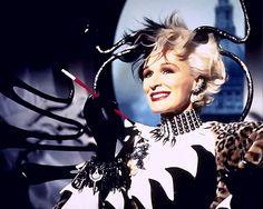 Cruella De vil.❤❤❤101 Dalmatians.