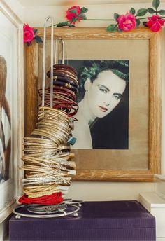 at home with inès de la fressange | a lovely being | Bloglovin'