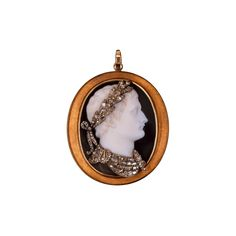 Napoleonic Cameo Jewel by Nicolla Morelli