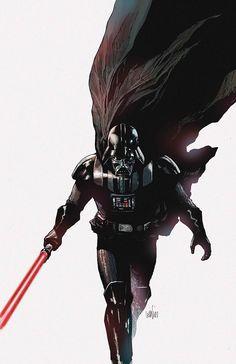 Darth Vader | Leinil Francis Yu