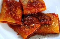Denny Chef Blog: Paccheri al ragù napoletano