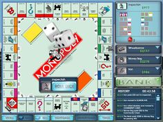 Monopoly Deluxe est un logiciel qui remet en place le jeu de société commercialisé à des milliers d'exemplaires.