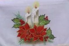 03/12/2013 Pintura em tecido – Flores e Frutas – Beth Matteelli - Pintura em tecido