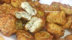Κολατσιό από σπίτι !!: Ισπανικές τηγανίτες μπακαλιάρου