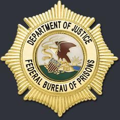 Federal Bureau of Prisons, Department of Justice Law Enforcement Badges, Federal Law Enforcement, Law Enforcement Officer, Fire Badge, Leather Tooling Patterns, Federal Prison, Federal Bureau, Department Of Justice, Criminal Justice
