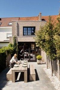 heerlijk buiten tafelen | Vakantiehuis voor 8 tot 10 personen Knokke | te huur bij ZaligAanZee