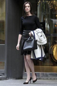 Anne Hathaway in The Intern