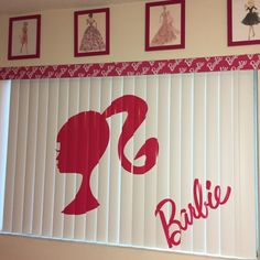 #barbie #barbieblind #barbiecurtain #barbieroom #barbiedreamhouse