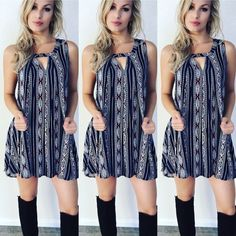 Adorable Flowy Boho Tunic So cute! Love Love Love this tunic! You can wear this with bottoms or not if you choose! It has a great length to it! Looks great paired up with Over the knee boots as well as tie up sandals! The material is so soft and always great quality of course ☺️ Available is sizes: S, M and L | 100%Rayon 💞💐 Bohemian Sea Tops Tunics
