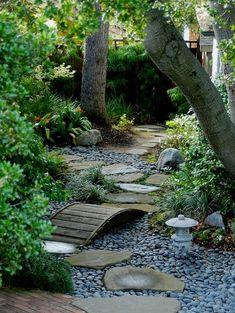 Front Yard Rock Garden Landscaping Ideas (70)  #LandscapingIdeas #gardendesign