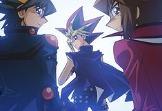 Tags: Anime, Fanart, Yu-Gi-Oh!, Yami Yugi, Yu-Gi-Oh 5Ds