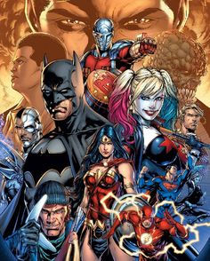 Justice League Vs. Suicide Squad 1 Cover. #JusticeLeagueVsSuicideSquad #JusticeLeague #Superman #ManofSteel #Batman #TheDarkKnight #WonderWoman #DianaPrince #GreenLantern #TheFlash #Cyborg #Aquaman #SuicideSquad #TaskForceX #Deadshot #Katana #HarleyQuinn #CaptainBoomerang #KillerCroc #AmandaWaller #DCRebirth #DC #DCComics #Comics #DCU #DCUniverse #ComicBooks #JoshuaWilliamson #JasonFabok #ComicsDune