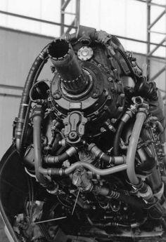 reichsmarschall: Daimler-Benz DB 605   Mechanical Porn  ...