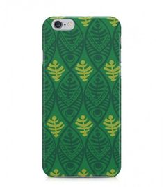 Yellow and Green Abstract Seamless 3D Iphone Case for Iphone 3G/4/4g/4s/5/5s/6/6s/6s Plus - ABSTSEAM0175 - FavCases