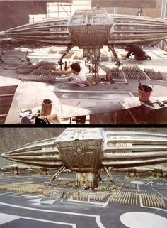 Making of Dune Fiction Movies, Science Fiction Art, Dune Film, What Is An Artist, Dune Frank Herbert, Dune Art, Sci Fi Novels, Spaceship Art, David Lynch