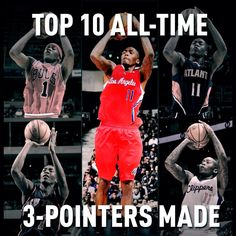 Jamal Crawford top 10 all time 3 pointers made Love And Basketball, Pointers, Nba, All About Time, Shit Happens, Sports, Tops, Hs Sports, Stylus