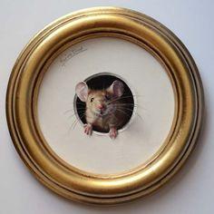 framed mouse