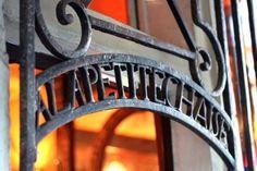 A La Petite Chaise - The oldest restaurant in Paris