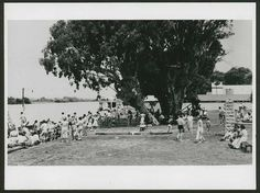 Sturt Reserve, Murray Bridge, 1953 by State Library of South Australia, via Flickr