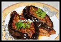 Gevulde aubergines - Slank4u2
