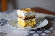 gotuj się do gotowania!: Ciasto Duma Teściowej