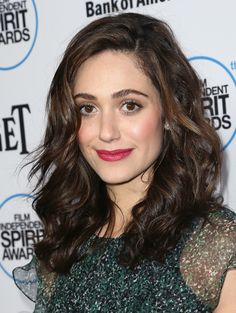 Try  VS Salonist 4/0 Dark Neutral Brown for a color inspired by Emmy Rossum.   - ELLE.com