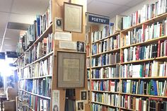 La Mesa: Maxwell's House of Books.