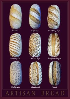 Image detail for -. breads and buttery old fashioned baking most of our artisa. - Image detail for -… breads and buttery old fashioned baking most of our artisan breads are Estás - Artisan Bread Recipes, Sourdough Recipes, Sourdough Bread, Yeast Bread, Artisan Food, Bread Bun, Bread Rolls, Braided Bread, Pain Artisanal