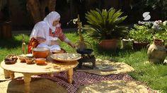 khfaf a la farine جنان لالة الخفاف بالطحين(الفرينة) مع السيدة كهينة مسلوب