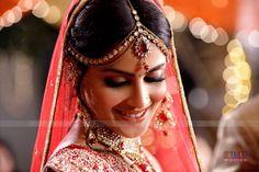 Beautiful Indian Bride #Indian #bridal #makeup #wedding #weddingsaroundtheworld #weddingceremoney #culture #weddingcustoms #weddinghappy