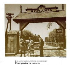 Romanian-Poland border, between the 2 World Wars Bucharest Romania, Wish You Are Here, Central Europe, Old Pictures, National Geographic, Diorama, World War, Big Ben, Painting
