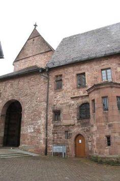 Kloster Alpirsbach @ Black Forest