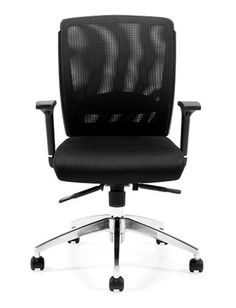 Offices To Go Ergonomic Mesh Office Chair Office Chairs For Sale, Best Office Chair, Office Chair Without Wheels, Home Office Chairs, Office Furniture, Office Desk, Antique Wooden Chairs, Best Ergonomic Chair, Wooden Office Chair
