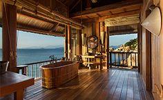 Six Senses Resort Ninh Van Bay, Vietnam
