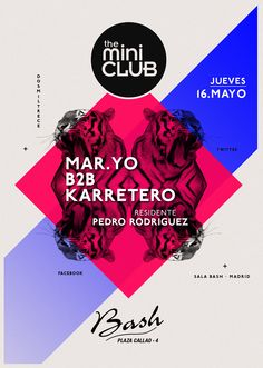 MUSIC POSTER. Music Club Party | Djs House | Electro | Dance | Comercial