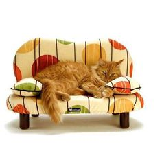 luxury cat furniture | Luxury Cat Beds | ThisNext