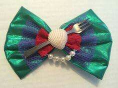 Dinglehopper hair bow