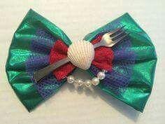 Dinglehopper hair bow