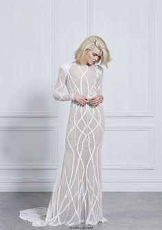 Rachel Gilbert Spring 2016 Wedding Dress