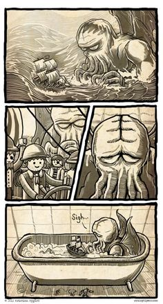 Cthulhu's Dream