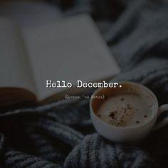 Hello December. via (http://ift.tt/2jDnWsP)